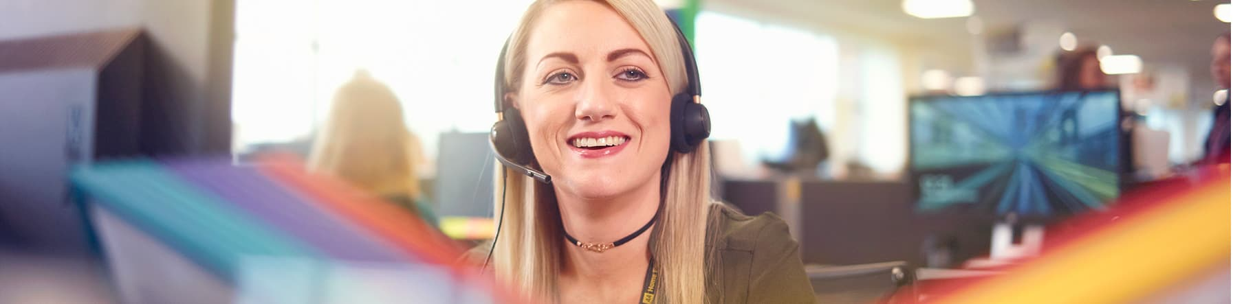 The AA Careers Contact Center Apprenticeships Banner