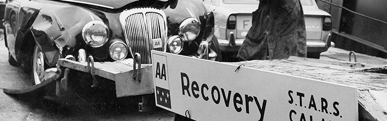 AA Recovery - 1960