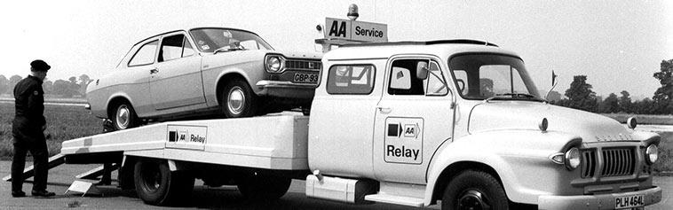 AA Relay Service - 1970