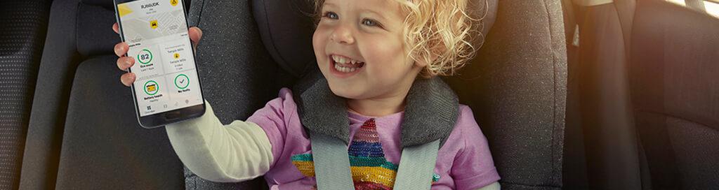 The AA Careers Backseat Baby