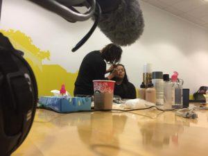 The AA Careers Camera Shooting