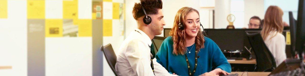 The AA Careers Helpline Support