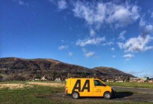 The AA Careers Malvern hills