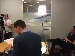 The AA Careers Meeting Room
