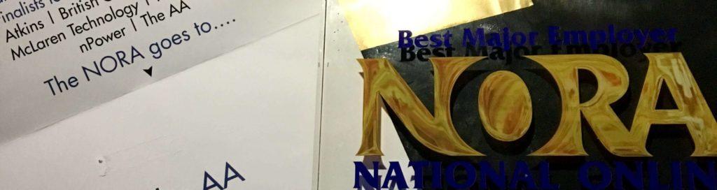 The AA Careers Nora Winner