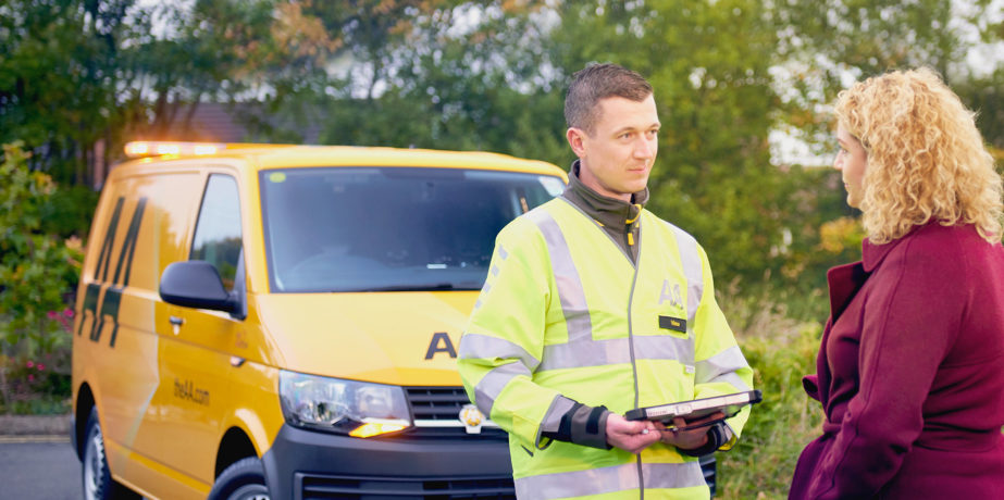 The AA Careers Multitask Icon