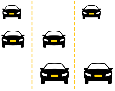 The AA Careers traffic